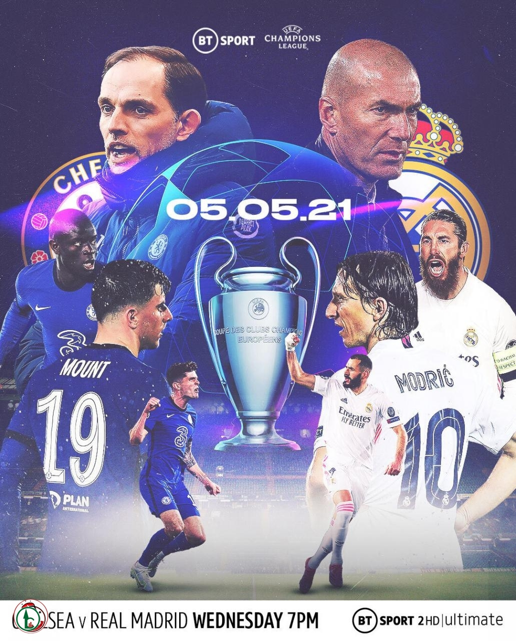 Chelsea vs Real Madrid 2 -0– Highlights [DOWNLOAD VIDEO]